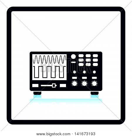 Oscilloscope Icon