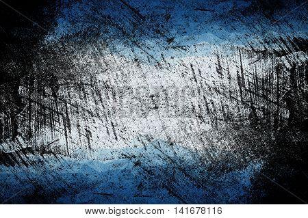 art grunge blue ragged pattern illustration background