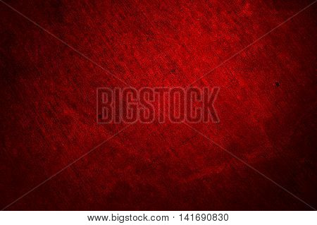 Dirty scratched dark red back background texture
