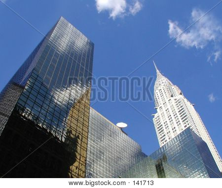 New York Sky Scrapers