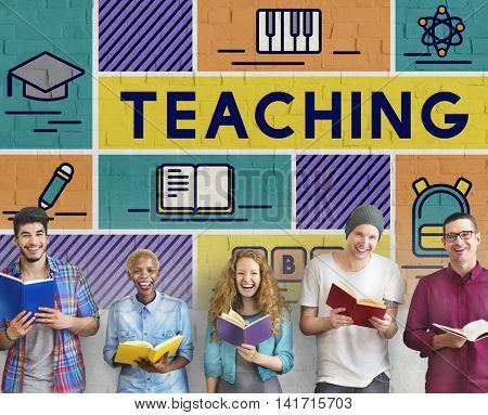 Teaching Tutoring Teacher Learning Education Concept