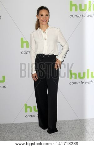 LOS ANGELES - AUG 5:  KaDee Strickland at the HULU TCA Summer 2016 Press Tour at the Beverly Hilton Hotel on August 5, 2016 in Beverly Hills, CA