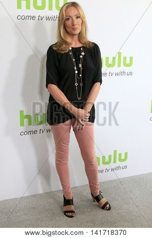 LOS ANGELES - AUG 5:  Jessica Pope at the HULU TCA Summer 2016 Press Tour at the Beverly Hilton Hotel on August 5, 2016 in Beverly Hills, CA