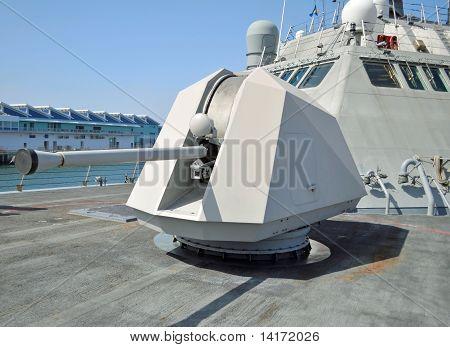 57mm Naval Gun