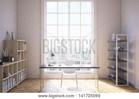 Study Room In New York