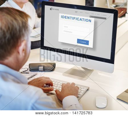 Identification Authorization Permission Accessible Concept