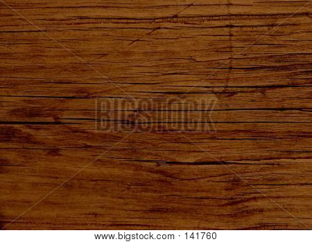 Redwood Plank
