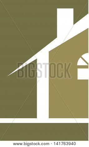 Professional Builder Realtor House Logo Template Sage