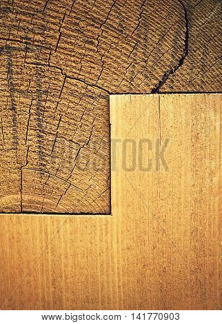 abstract background or texture wooden beams geometry pattern