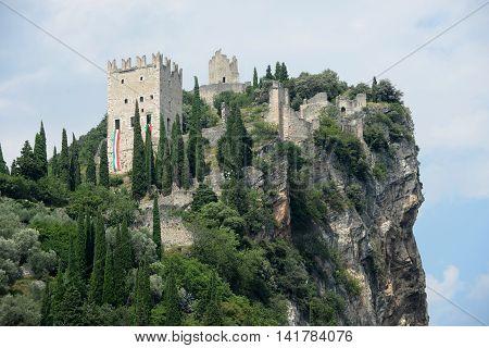 Castello di Arco - Ruined Arco Castle (Trentino Italy)