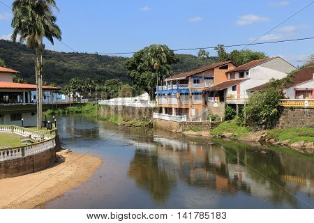 Brazil Small Town