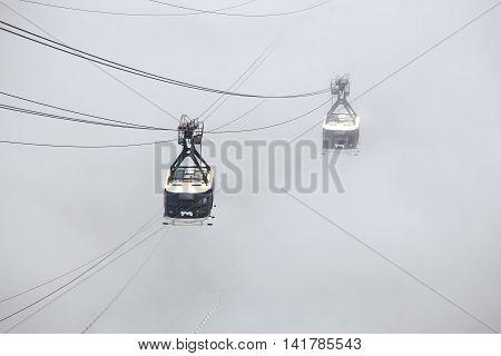 Sugarloaf Cable Car