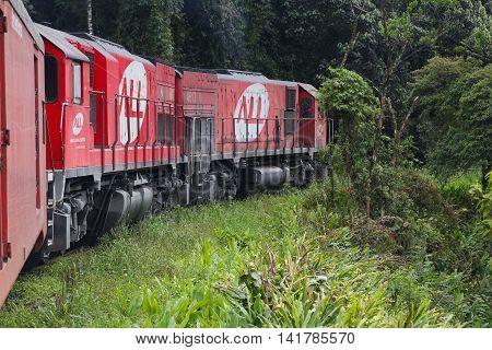 Brazil Train