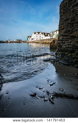 Fishing has always been central to Cornwall's economy and it was fishing that drove the development of many of her coastal towns and coves.