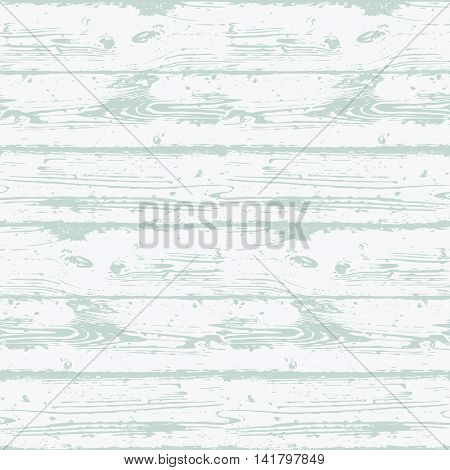 Decorative Wooden Seamless Pattern. Endless light green background with realistic wood texture. Grained and textured backdrop for decoration, wallpaper, wrapping, digital paper, scrapbooking