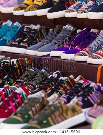 Hand Made Peruvian Shoes