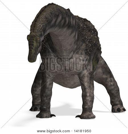 Dinossauro Diamantinasaurus matildae