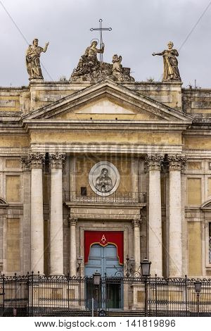 Great Architecture In Catania, Sicily, Italy