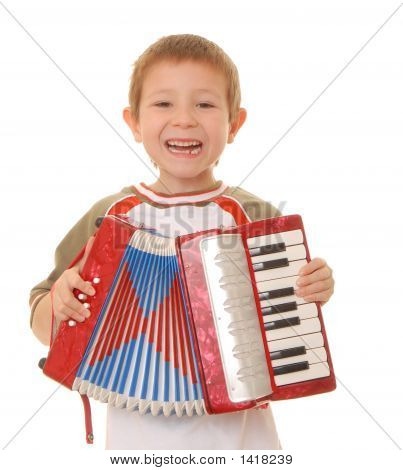 Accordion Boy 104