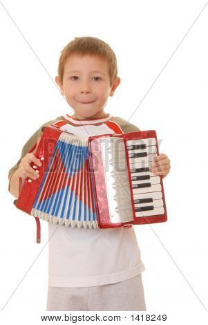 Accordion Boy 105