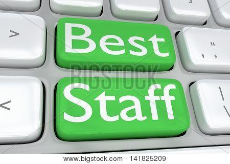 Best Staff Concept