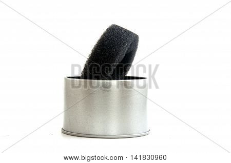 White Blank Tin can Metal Tin Can