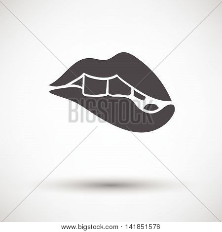 Sexy Lips Icon