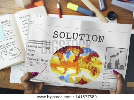 Solution Discovery Improvement Problem Solving Concept