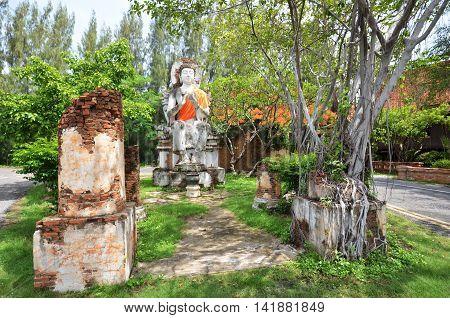 The Ancient City Museum Near Bangkok, Thailand
