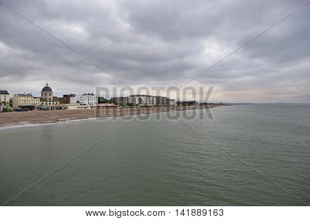 postcards from the sea, UK coast line