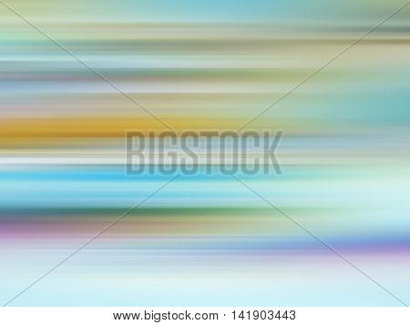 Abstract color background, beautiful lines and blur