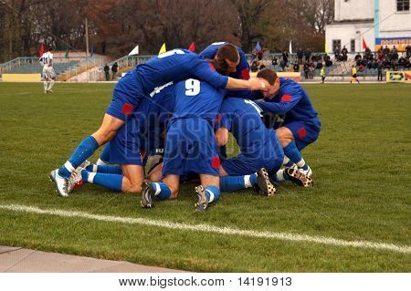 goal, team