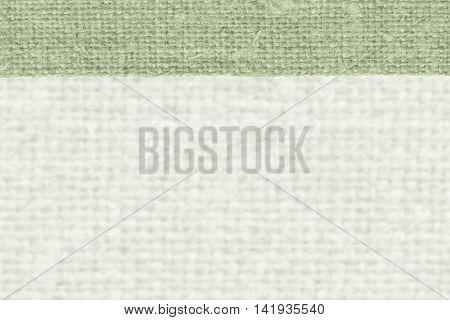 Textile surface fabric image malachite canvas parchment material empty background