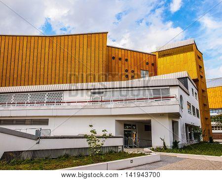 Berliner Philharmonie Hdr