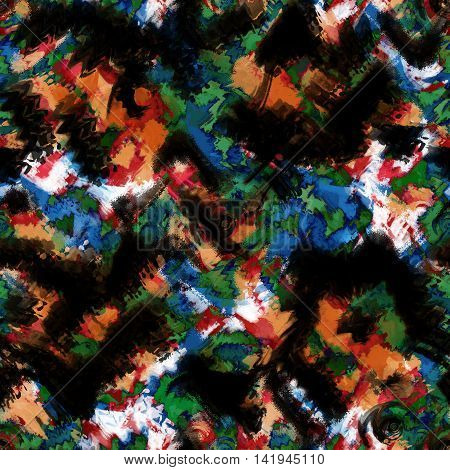 Art splash brush strokes paint abstract print background