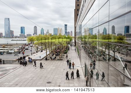 Brookfield Place In Nyc