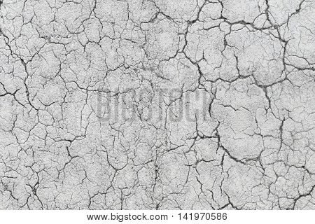 Old asphalt road surface of Texture with cracked for design background.
