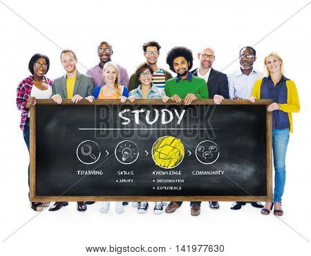 Learning Study Education Knowledge Insight Wisdom Concept