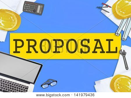 Proposal Suggestion Business Contract Concept
