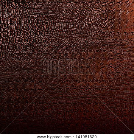 Grunge background with a metallic effect. Twisted futuristic space. Shabby torn collapsing space