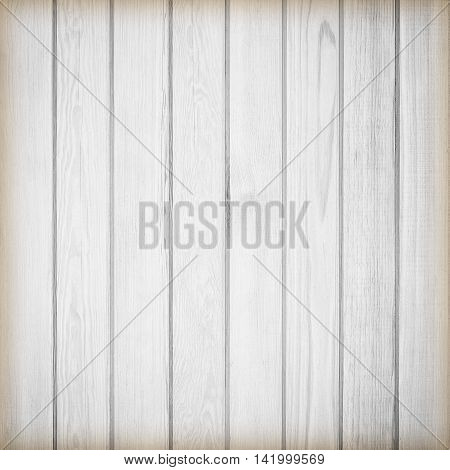 Wood pine plank white texture background. Wood texture wooden wall background; Wood plank brown texture or background