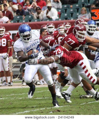 Linebacker Buffalo Justin invernos r