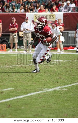 Temple Wide Receiver James Nixon #23