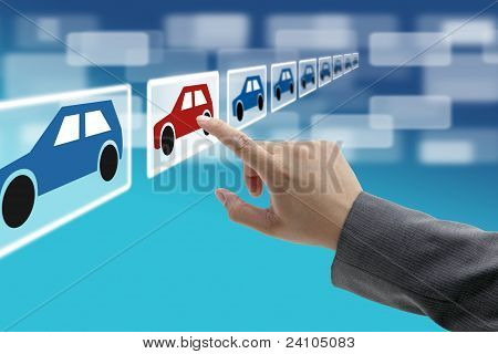 Electronic Commerce Car Showroom