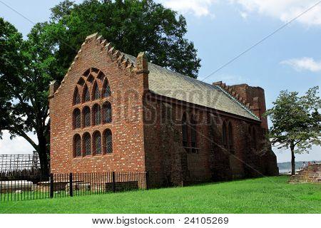 Jamestown Colony Church