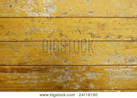Yellow Wood Texture