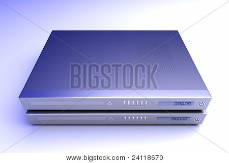 Blu Ray Devices.