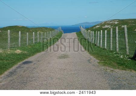 A Road To The Sea, Scotland