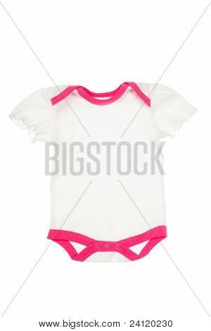 Child shirt isolated