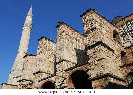 Santa Sofia in Istanbul